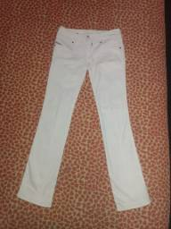 Calça Jeans Diesel Rokket W28 L32 Tam 38 Br<br><br>Modelo Feminino Rokket Stretch