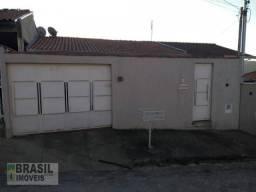 Casa residencial à venda, Jardim Itamaraty III, Poços de Caldas.