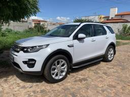 Discovery sport 2.0 turbo diesel 7 lugares - 2017
