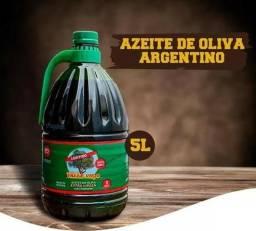 Azeite de Oliva Argentino Extra Virgem Valle Viejo 5 Litros