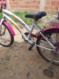 Vendo bike feminina ou troco