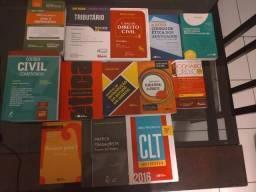 Livros Diversos de Direito
