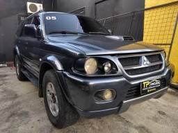 Pajeiro sport hpe 2.4 diesel 4x4 2005 AT - 2005
