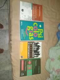 Livros novos de psicologia