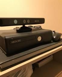 Xbox 360 Slim 250Gb Kinect + Jogos comprar usado  Campinas