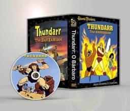 Thundarr O Bárbaro Completo Raríssimo