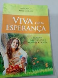 Livro Viva com esperança