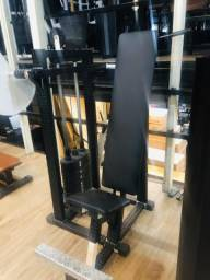 Título do anúncio: Tríceps francês máquina pro phisical