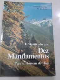 Livro O segredo dos dez mandamentos para o homem de hoje