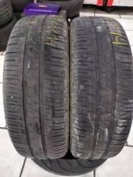 Par pneu 185/70 r14 usado.