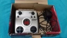 Usado, Pedaleira Zoom G1 Next c/fonte Bivolt comprar usado  Juiz de Fora