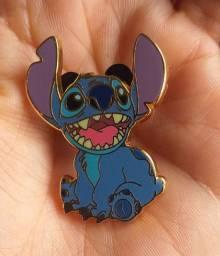 Broche Lilo Stitch Disney Novo e Original