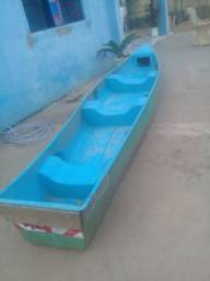 Barco de fibras 5 metros
