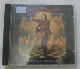 CD Original Michael Jackson - Blood on The Dance Floor