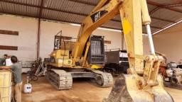 Escavadeira Hidráulica CAT 320C