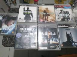 Jogos PS3 e PS4