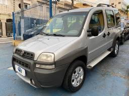 Fiat Doblo 1.8 Adventure Locker Flex!!! 7 Lugares!!!