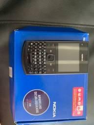 Celular Nokia X2-01 + acessorios