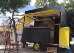 Trailer para lanche (food truck)