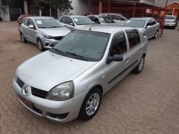 Renault clio sedan 2008 completo