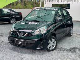 Nissan March 1.0 S / 2017