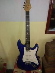 Guitarra Memphis MG22 c/pedal distorcion