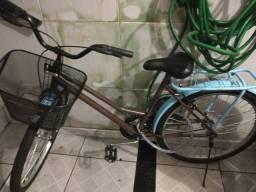 Bicicleta completa 3 meses de uso