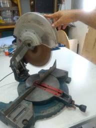 Vendo serra esquadril 45° / policorte. Bosch GCM12 super conservada