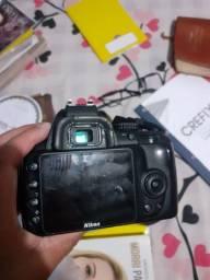 Câmera Nikon,Lente Nikon,Carregador Nikon