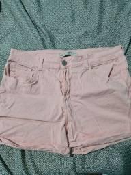 Título do anúncio: Short jeans rosa