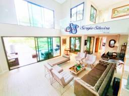 Casa no Alphaville Fortaleza em 2 lotes, alto padrão com 4 suítes!