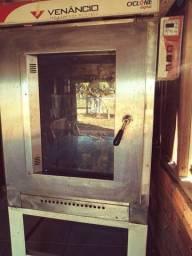 Vendo forno a gás digital, ciclone