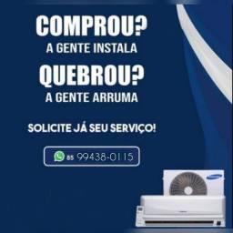 Título do anúncio: Conserto de geladeira freezer e gelagua