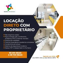Título do anúncio: Studio proximo faculdade Objetivo no final Setor Bueno - Goiânia - GO