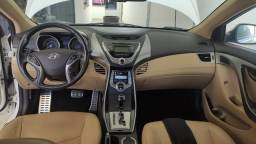 Título do anúncio: Hyundai Elantra GLS 2013 Teto Solar Interna Caramelo