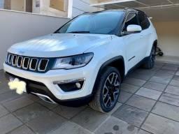 Jeep Compass Limited diesel com Hi-Tech