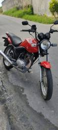 Vendo cg125 2011(motor 150cc)
