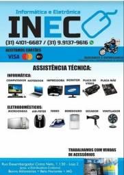 Assistência Técnica, Informática, Eletrodomésticos e Celulares