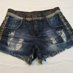 Shorts feminino marca Siberian 38