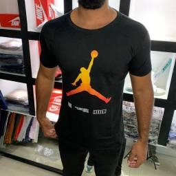 Título do anúncio: Promoção 3 por 100 reais - Camiseta Masculina Nike 100% Algodão