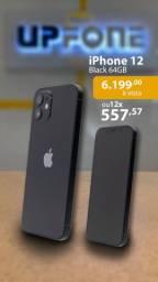 iPhone 12 Preto 64GB