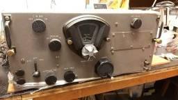 BC348 radio 2 guerra restaurado,perfeito, raro!