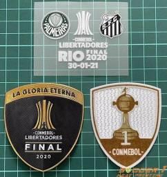 patch glória eterna match day final libertadores 2020