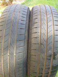Título do anúncio: Vendo 3 pneus 175/65r15