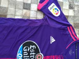 Camisa Real Valladolid Espanha