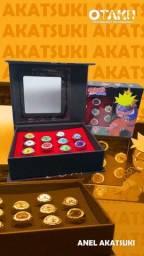 Título do anúncio: Action Figure Naruto - Anéis da Akatsuki