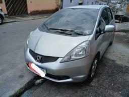 Honda new Fit ,2011,Automático.Aceito financiamento bancário.