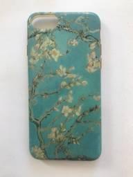 Capinha Case iPhone 7 E 8 Com Estampa Van Gogh - Original