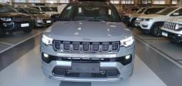 Título do anúncio: Jeep Compass 1.3 T270 Turbo s