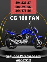 Título do anúncio: CG 160 FAN